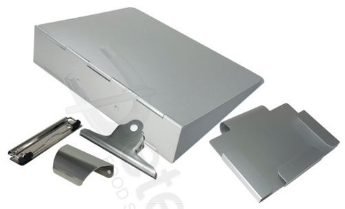 stainless steel aluminium stationery